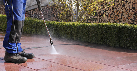 Pressure Washing Service Carson City